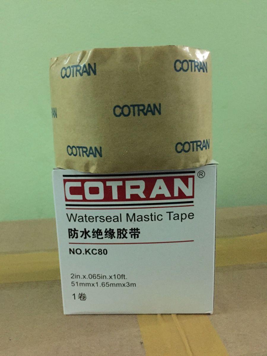 Cao su non Cotran (Rubber Mastic Tape)